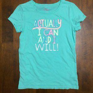 🏝Circo Mint Green Cotton T-shirt